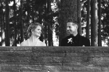 Wedding of Amy and Derek. Stratford.