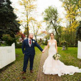 Bettina + Kevin. The Venetian Banquet Hall and Kleinburg wedding photos